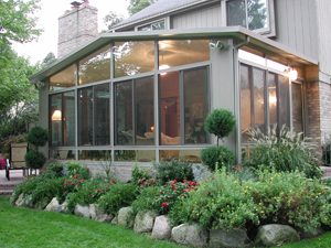 Sunrooms Michigan