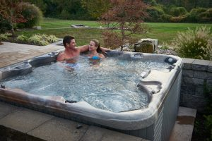 What is the Standard Size of a Hot Tub?