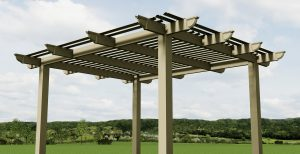 Can a Pergola be Freestanding?