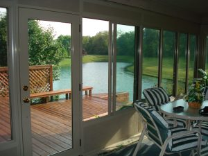 Can You Build a Sunroom on an Existing Deck?